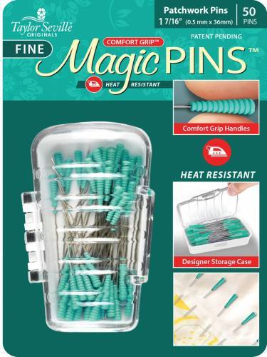 Magic Pins - Fine -  50 Stück