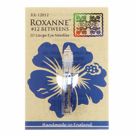 ROXANNE Nadeln - Quilting - Size 12