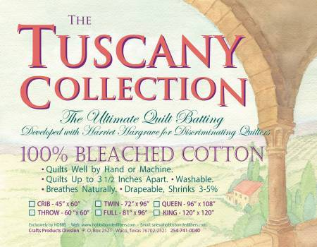 Tuscany Collection - BAUMWOLLE Queen